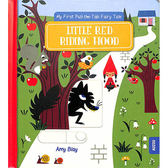 My First Pull-The-Tab Fairy Tale:Little Red Riding Hood 小紅帽 推拉硬頁書