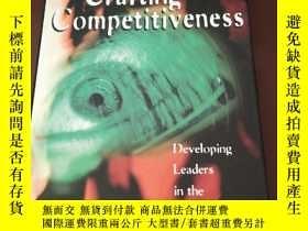 二手書博民逛書店Crafting罕見Competiveness: Develop