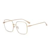 防藍光眼鏡女韓版潮眼鏡框防輻射電腦護眼