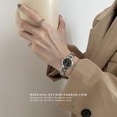 女生手錶 別樣韓風insA167簡約小表盤水鉆刻度精致百搭學生休閒石英手表女【快速出貨八折搶購】