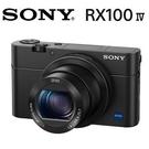 SONY RX100IV DSC-RX100M4 ★贈電池(共兩顆)+32G高速卡+座充+保護貼+吹球清潔組