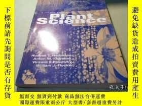 二手書博民逛書店A罕見CUSTOM EDITION OF PLANT SCIEN