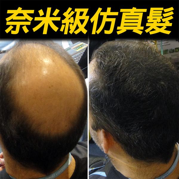 【手動髮粉】禿頭救星◆增髮纖維22g+定型液100ml 完美入門組(75天份)可與生髮療程同步進行