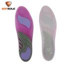 SOFSOLE 凝膠運動鞋墊S1340 / 城市綠洲 (減震防滑、跑步健行、足底支撐)