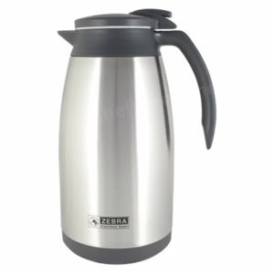 ZEBRA斑馬牌不銹鋼真空保溫壺2000cc咖啡壺長效保溫保冷壺