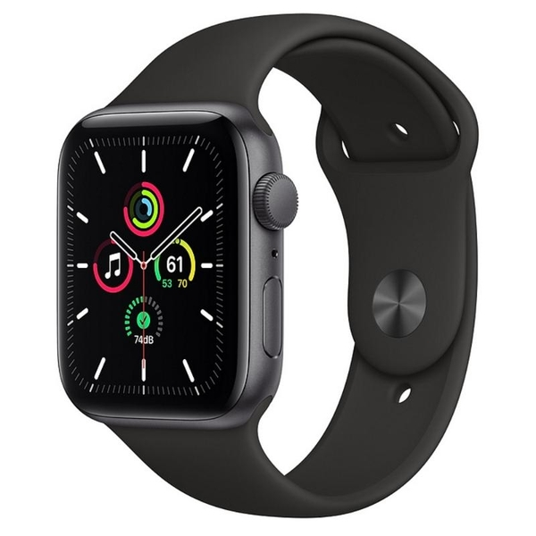 【新機】Apple Watch SE GPS 44mm 太空灰色鋁金