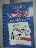 【書寶二手書T7/語言學習_JDD】Diary of a Wimpy Kid2-Rodrick Rules_Jeff K