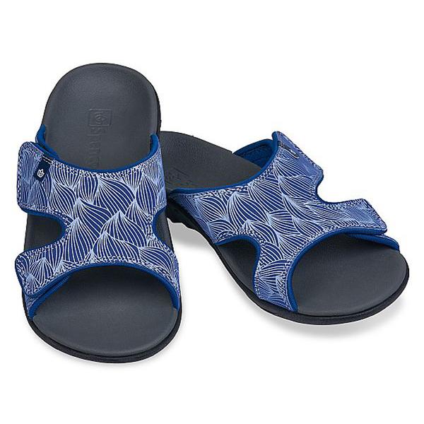 《Spenco》WAVE SLIDE 女 涼拖鞋 深藍色 SF20-019