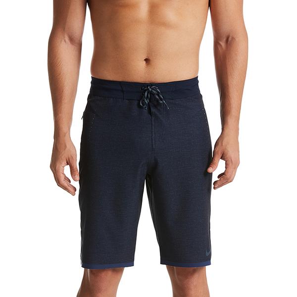 NIKE Linen 成人男性11吋海灘褲 運動短褲 DRI-FIT NESS9470