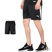 Puma LIGA 男 黑色 短褲 運動褲 排汗 快乾 運動褲 慢跑 訓練 健身 舒適 短褲 70343103