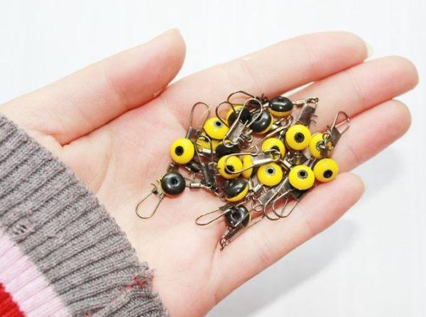 [協貿國際]耐磨材質海釣太空豆 20個價