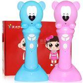 禮物學習機 天才少年嬰幼兒童點讀筆早教機0-3-6歲中英語益智玩具學習故事機YYP 俏女孩