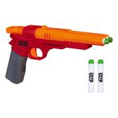 NERF兒童射擊玩具 孩之寶Hasbro 星際大戰外傳 韓索羅 QIRA電子聲光射擊器 E1915