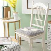 促銷款坐墊 加厚保暖毛絨坐墊冬季女學生教室宿舍椅子墊家用可拆洗防滑餐椅墊