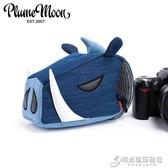 羽月尼康佳能單眼相機包內膽包700d600d70D100D650DD90D80牛仔包 時尚芭莎