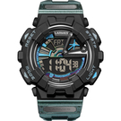 Transformers 變形金剛 聯名限量玩色潮流腕錶(爵士)LM-TF002.JZS1N.121.0SM