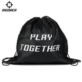 束口運動包單雙肩便捷球包 籃球包籃球袋訓練包 小宅女
