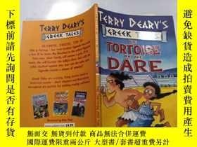 二手書博民逛書店The罕見tortoise And the dare 烏龜和膽子Y212829