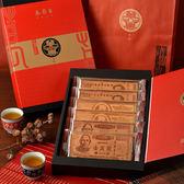 【嘉冠喜】萬萬煎餅-鈔票煎餅禮盒(1盒6入)x6盒