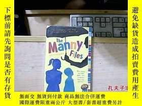 二手書博民逛書店The罕見Manny Files英文原版Y6856 Burch,