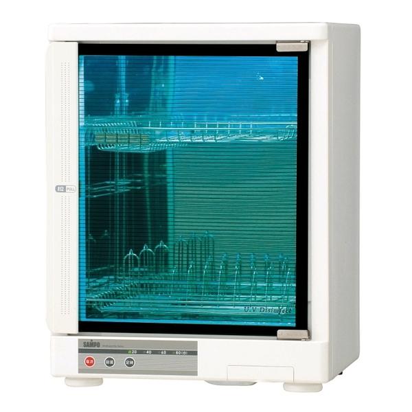聲寶30公升 個人專用多功能紫外線消毒殺菌機 KB-GA30U