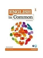 二手書博民逛書店 《English in Common 1 With Activebook》 R2Y ISBN:0132470039│Bygrave