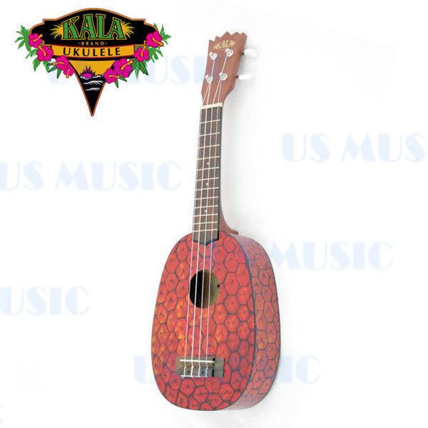 【非凡樂器】KALA KA-PSS 21吋P型鳳梨款烏克麗麗 / 公司貨