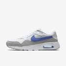 Nike Air Max Sc [CW4555-101] 男鞋 運動休閒 基本款 氣墊 舒適 避震 球鞋 穿搭 白 灰藍