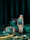 小綠錶2020新款時尚品牌簡約氣質手錶女中學生 【快速出貨】