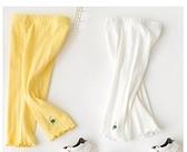 2020夏季新款童裝女童打底褲七分褲兒童短褲寶寶褲子熱褲薄款夏裝