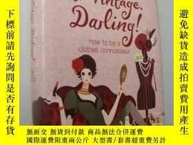 二手書博民逛書店It s罕見Vintage darling:how to be