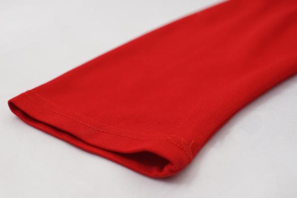 蝴蝶結不對稱下擺上衣(2色) 9J1049