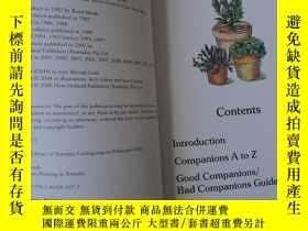 二手書博民逛書店Companion罕見Planting In Australia