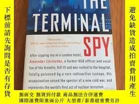 二手書博民逛書店The罕見Terminal SpyY120149