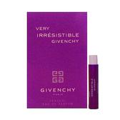 Givenchy Very Irresistible 魅力紀梵希 女性香精 1ml【七三七香水精品坊】