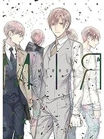 二手書博民逛書店《Ten Count Rihito Takarai Illustrations art book MIRROR 》 R2Y ISBN:9784403650734