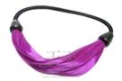 ◇天天美容美髮材料◇完美 馬尾巴造型髮束 (魅惑紫) [61986]