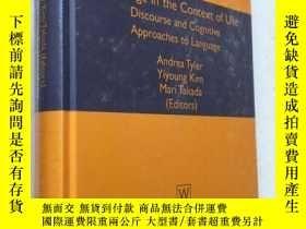 二手書博民逛書店Language罕見in the Context of Use: