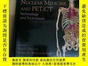 二手書博民逛書店Nuclear罕見Medicine and PET CT: Te