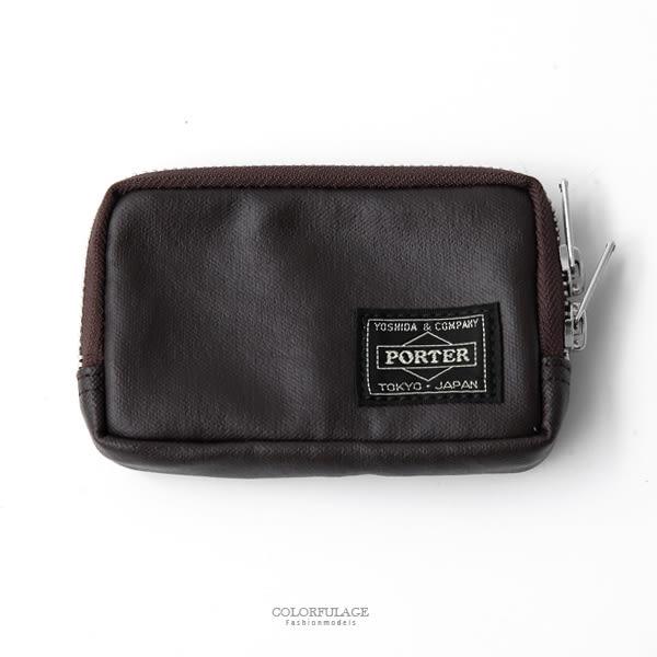 日標PORTER人氣零錢包  柒彩年代【NZP5】