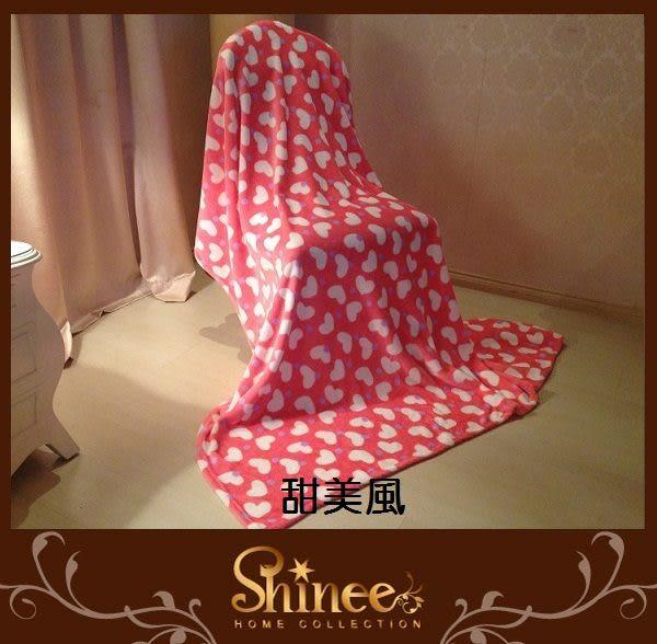 SHINEE 特級法蘭絨毯《四款任選》1入--- 毯子 棉被 四季被 被子