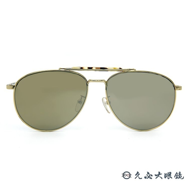 VEDI VERO 韓國墨鏡 VJ623 (金) 飛官款 水銀太陽眼鏡 久必大眼鏡