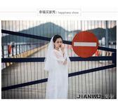 新款長5米新娘頭紗仙美結婚頭飾