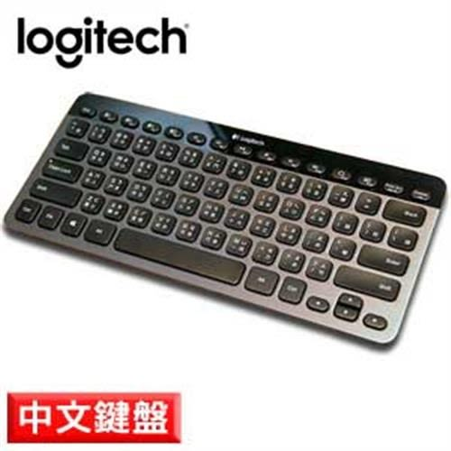 Logitech羅技  K810 藍牙炫光鍵盤  中文【送迪士尼TSUM TSUM桌曆】