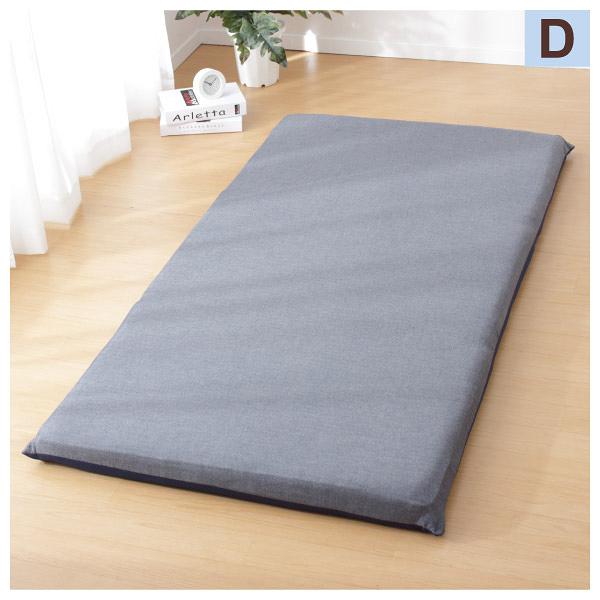 純棉日式床墊套 GENOA 2 雙人 折疊床墊 睡墊套 床包 NITORI宜得利家居