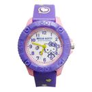 甜心KITTY紫 兒童齒輪膠錶...