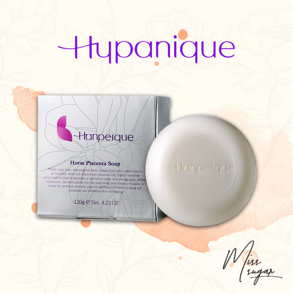 【Miss.Sugar】Hypanique 涵沛 韓國馬胎盤青春皂 x 1 顆