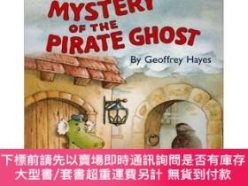 二手書博民逛書店The罕見Mystery of the Pirate Ghost 神秘的海盜幽靈Y454646 Geoffre