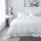 床包組 雙人床包組 300織 純色刺繡 ...