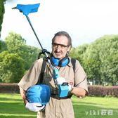割草機 無刷充電式背負家用打草機草坪機園林除草機 nm7205【VIKI菈菈】